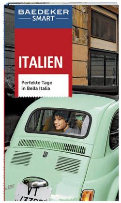 Baedeker SMART Reiseführer Italien