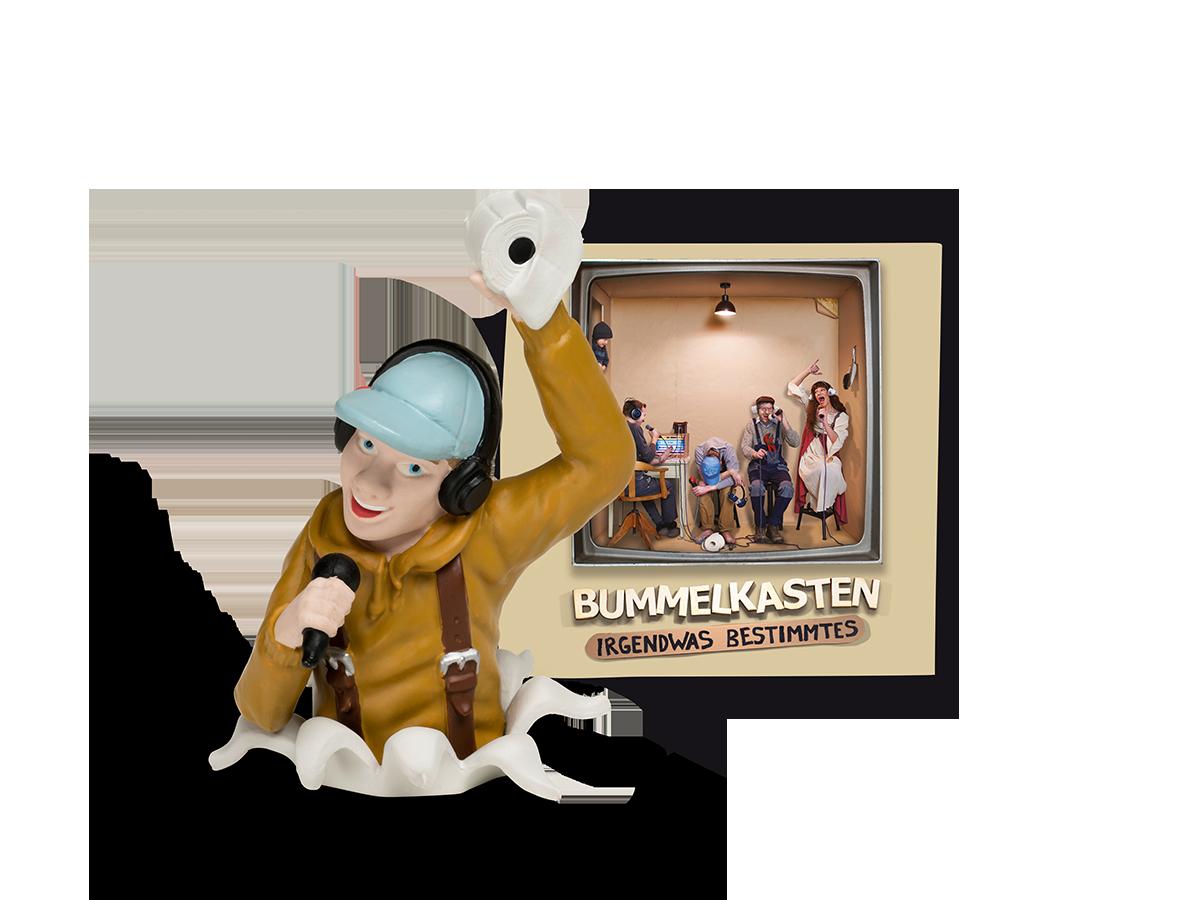 01-0133 Tonie-Bummelkasten - Irgendwas Bestimmtes