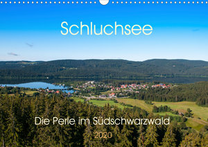 Schluchsee Naturpark Südschwarzwald
