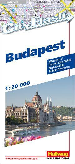 Budapest 1 : 20 000. City Flash