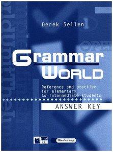 Grammar World. Lösungsheft