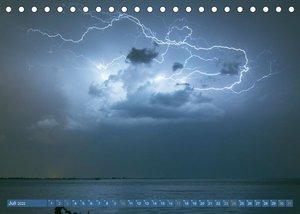Edition Naturwunder: Licht in der Natur (Tischkalender 2022 DIN A5 quer)