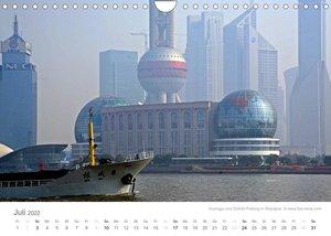 Faszination Schifffahrt - Meere und Hafenstädte (Wandkalender 2022 DIN A4 quer)