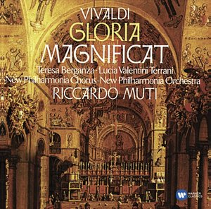 Berganza, T: Gloria & Magnificat