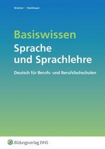 Basiswissen Sprache und Sprachlehre. Arbeitsheft