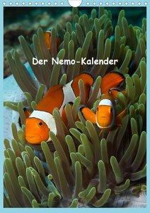 Der Nemo-Kalender (Wandkalender 2021 DIN A4 hoch)