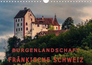 Burgenlandschaft Fränkische Schweiz (Wandkalender 2021 DIN A4 qu