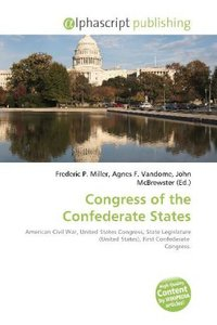 Congress of the Confederate States