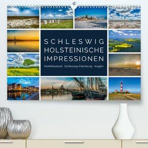 Schleswig-Holsteinische Impressionen (Premium, hochwertiger DIN A2 Wandkalender 2021, Kunstdruck in Hochglanz)