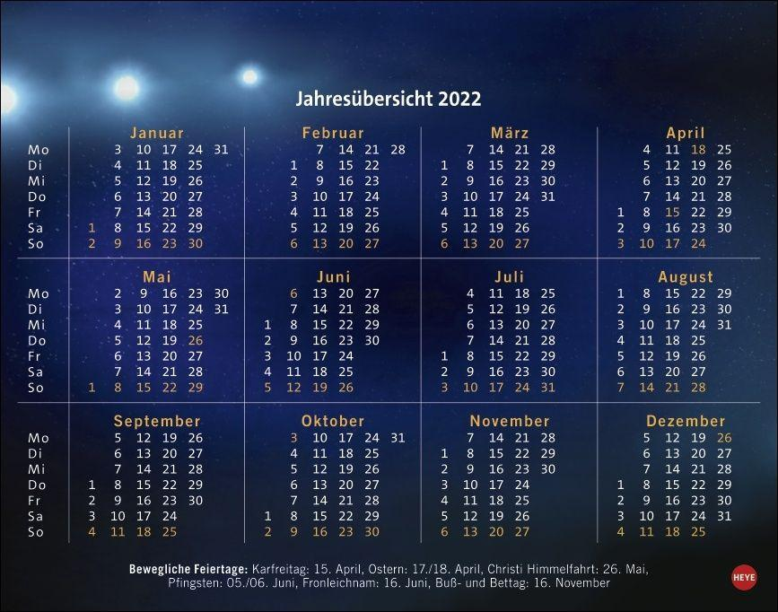 Wer weiß denn sowas? Tagesabreißkalender 2022