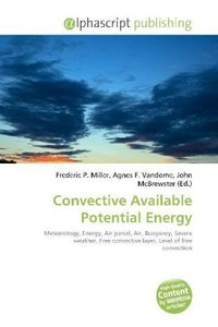 Convective Available Potential Energy