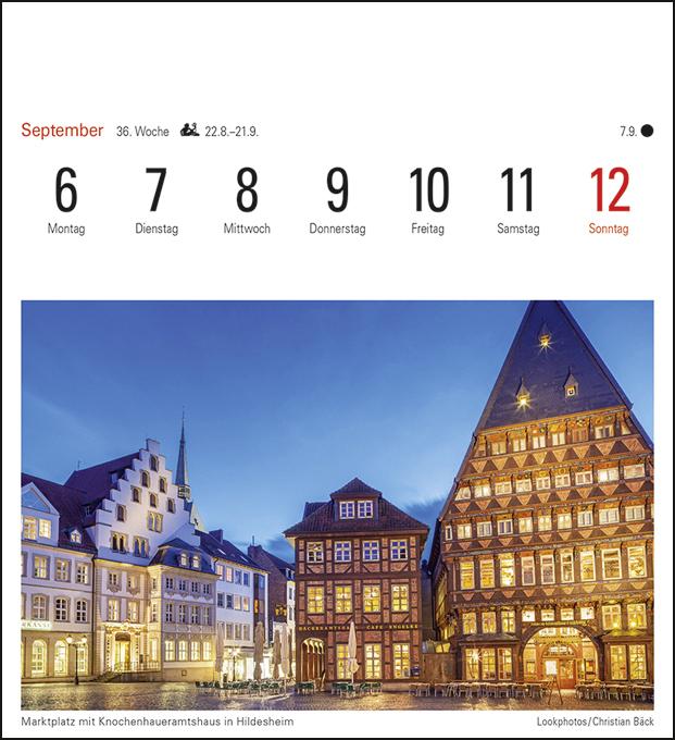Deutschland Kalender 2021