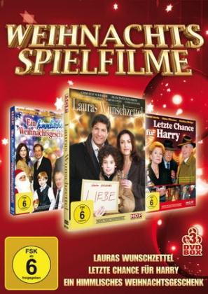 Weihnachtsspielfilme