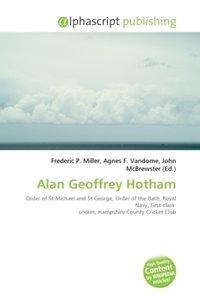 Alan Geoffrey Hotham