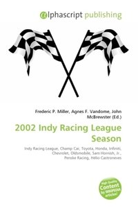 2002 Indy Racing League Season