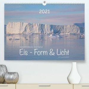 Ilulissat Eisfjord, Grönland. EIS - FORM UND LICHT (Premium, hoc