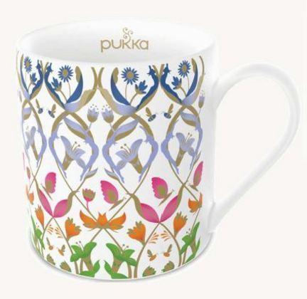 Pukka Herbal Collection Ceramic Mug