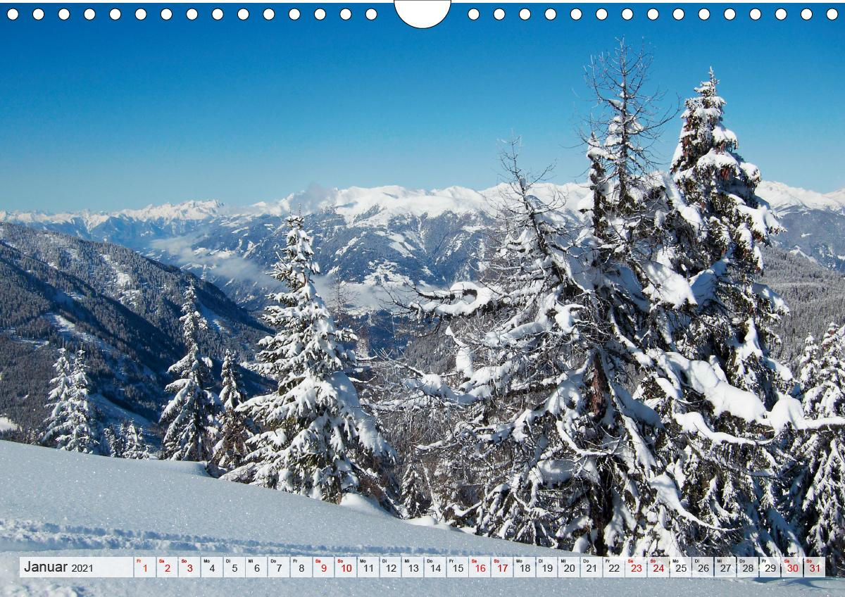 Kärnten (Wandkalender 2021 DIN A4 quer)