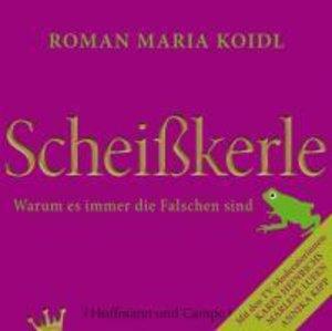 Scheißkerle, Audio-CD