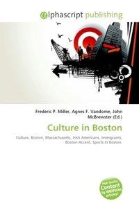 Culture in Boston