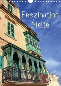 Faszination Malta (Wandkalender 2021 DIN A4 hoch)