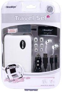 DSi Travel Set white