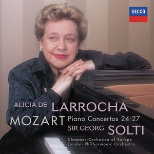 Klavierkonzerte Nr.24-27, 1 Audio-CD