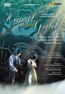 Hänsel und Gretel, 1 DVD