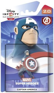 Disney INFINITY 2.0 - Figur Captain America - Marvel Super Heroes