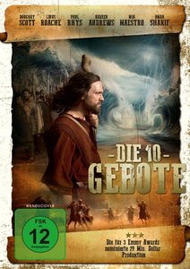Die 10 Gebote (2006), 1 DVD