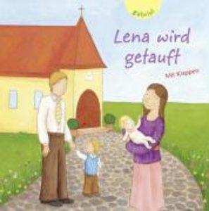 Lena wird getauft