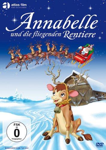 Henderson, D: Annabelle und die fliegenden Rentiere
