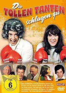 Die tollen Tanten schlagen zu, 1 DVD