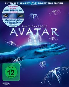 James Camerons Avatar – Extended Collector's Edition