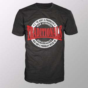 Authority (Shirt L/Black)