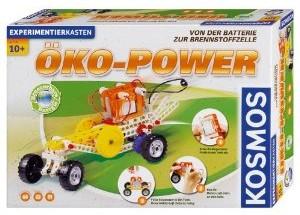 Kosmos 620615 - Öko-Power: Von der Batterie zur Brennstoffzelle