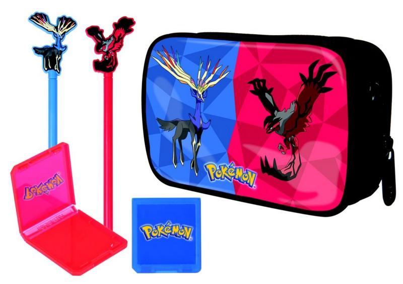 Pokemon X/Y Universal DS Essentials Kit