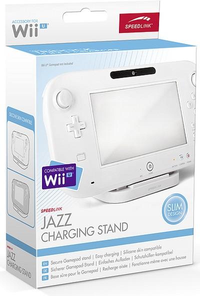 Speedlink SL-3418-WE JAZZ Charging Stand - Ständer für Wii U, we