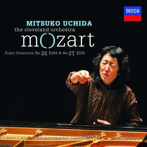 Piano Concertos No.20 K.466 & No.27 K.595, 1 Audio-CD