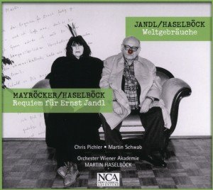 Haselböck/Pichler/Schwab/Orch. Wiener Akademie: Jandl/Haselb