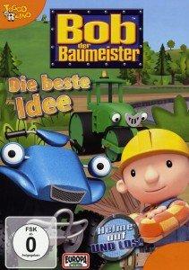 Bob, der Baumeister - Die beste Idee, 1 DVD