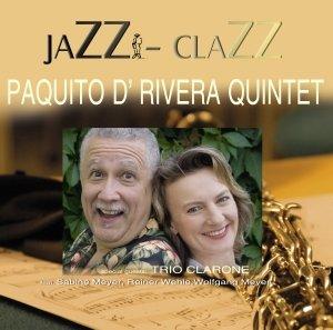 D\'Rivera, P: Jazz-Clazz