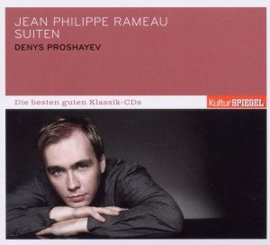 Suiten, 1 Audio-CD