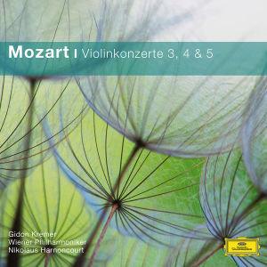 Violinkonzerte 3,4 & 5 (CC)