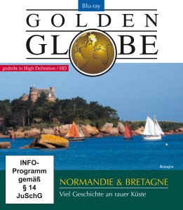 Normandie & Bretagne. Golden Globe