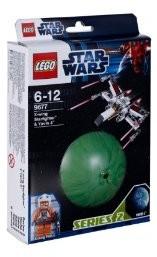 LEGO® Star Wars 9677 - X-wing Starfighter und Yavin 4