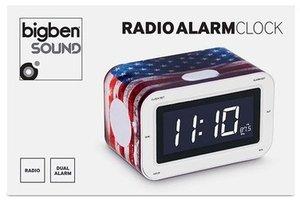 Radiowecker RR30, RADIO ALARMCLOCK - USA