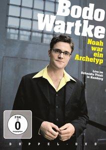 Noah war ein Archetyp - Zweite Fassung, 2 Audio-CDs