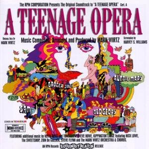 A Teenage Opera Soundtrack