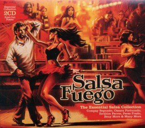 Various: Salsa Fuego-Essential Collection